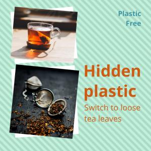 Hidden plastic