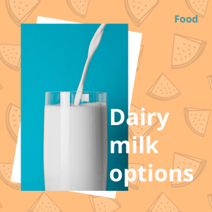 Alternatives to dairy milk