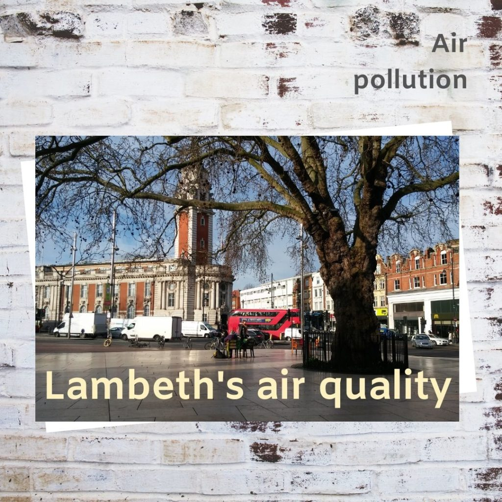 Lambeth's air quality improvements