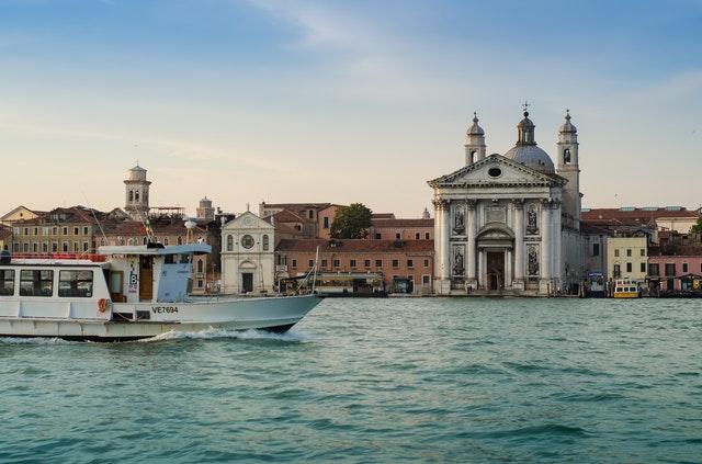 Venice, Italy - Photo by Aliona & Pasha  from Pexels