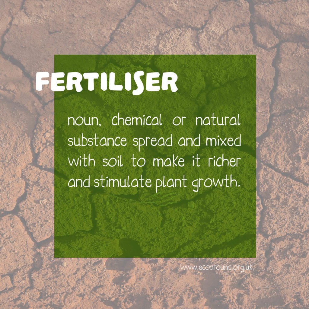 Definition of fertiliser