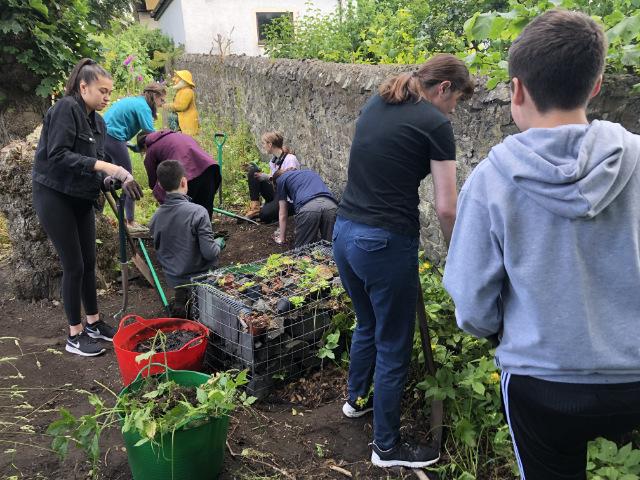 schools and green communities