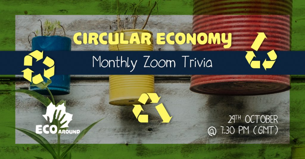 Eco Around Circular Economy Trvia