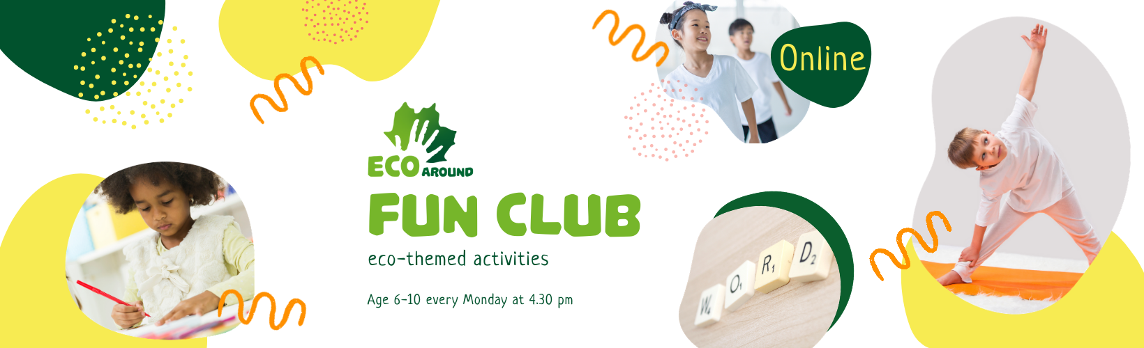 eco-themed activities